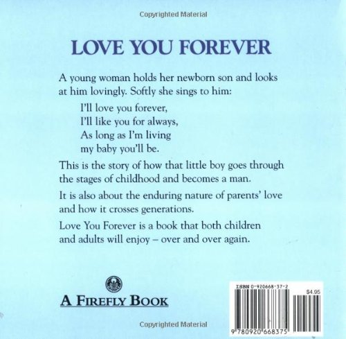 Love You Forever Tapestry Books